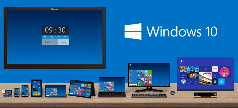 Windows-10-versions